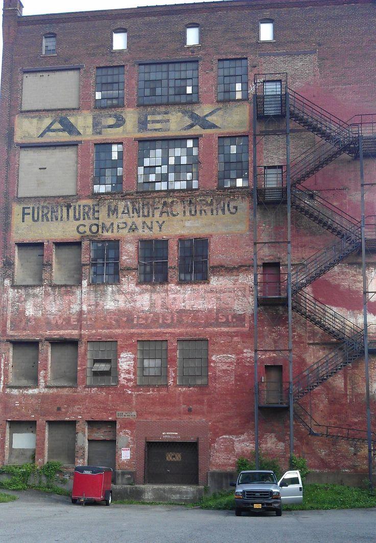 Apex Furniture Ghost Sign In Over The Rhine, Cincinnati, OH | Ghost Signage  | Pinterest | Cincinnati, Water Tower And Tower