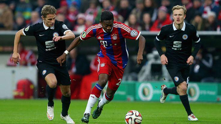 Galerie: FC Bayern - Eintracht Braunschweig - FC Bayern München AG