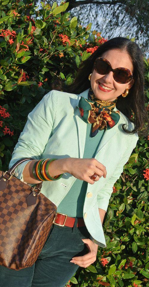 Susana Fernandez | A Key to the Armoire - Nice colours!