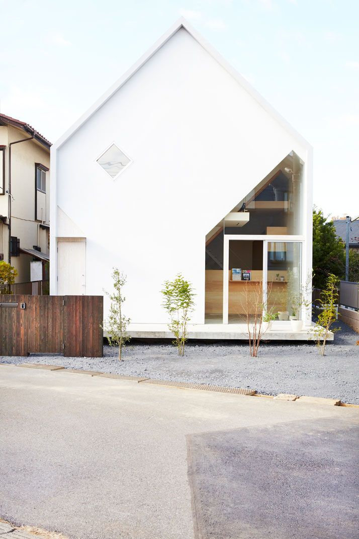 What a house! (by Hiroyuki Shinozaki Architects in Tokyo)