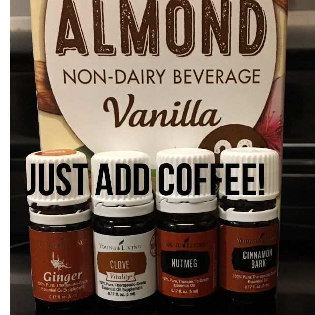 Once you add Young Living Essential Oils to your coffee and hot chocolate, you'll want them every time. My can't live without in Young Living's Cinnamon Bark Essential Oil in my coffee. Or add one drop of peppermint oil to your hot cocoa. #healthyaddiction