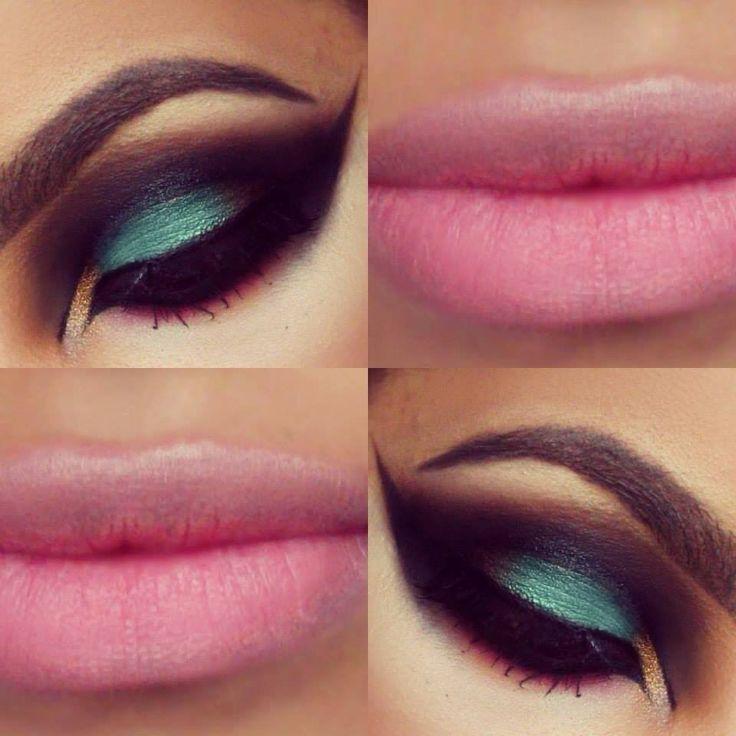 # Pink Lips #Make up