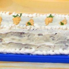Pastel de Zanahoria con Betún de Queso Crema