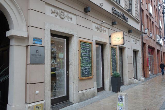 Borsó meg a héja Budapest, Király utca 6. H-P: 11-19:00