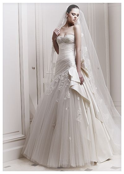 Thalia Zuhair Murad This Wedding Gown Is Absolutely Gorgous I Want To Get Married In But The Price Out Of My Range