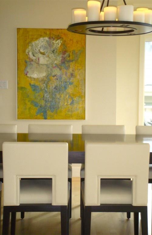 151 best flower oil painting images on pinterest oil on for 8x8 dining room