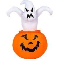Outdoor Improvement Ideas : Outdoor Halloween Inflatables