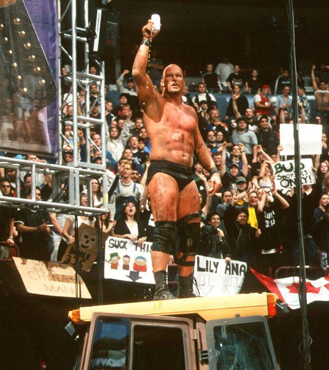 wrestling wrestlers loved stone cold steve austin hated