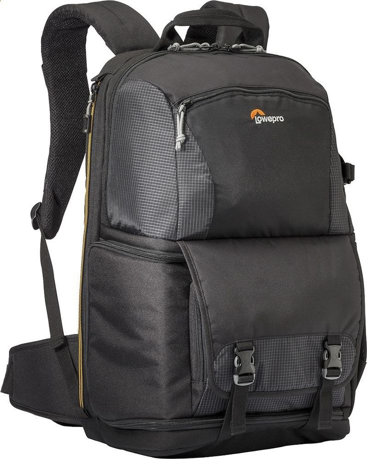 Lowepro - Fastpack BP 250 AW II Camera Backpack - Black, LP36869