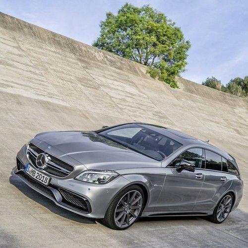Mercedes-Benz CLS 63 AMG Shooting Brake 2015