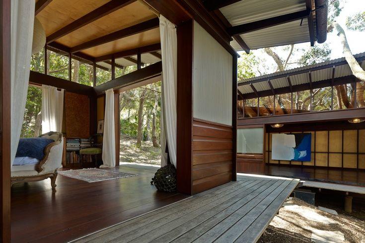 Angophora House by Richard Leplastrier