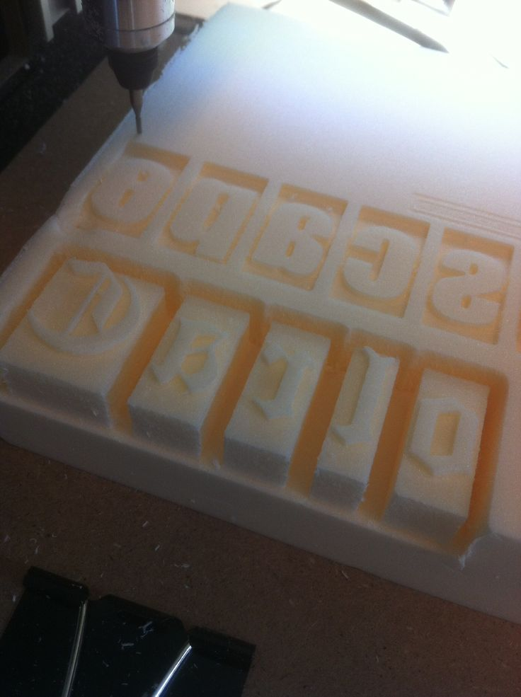 Artigiano digitale - CNC milling