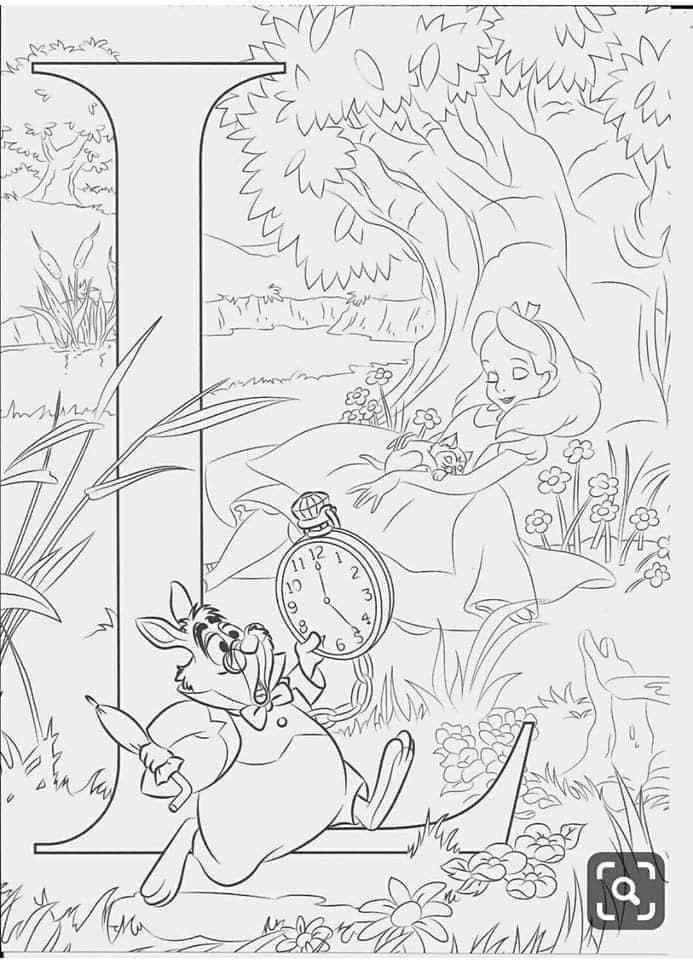 46++ Disney coloring pages printable ideas in 2021