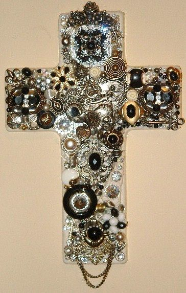 Perfect 213 best Vintage Jewelry Cross images on Pinterest | Wood crosses  KJ98