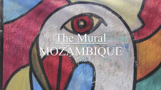 VIDEO: Art and life intersect in Tete, Mozambique. The Mural by BIKE AFRICA.