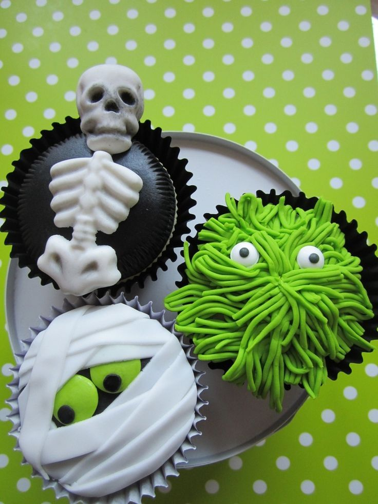 Mes Cupcakes Halloween