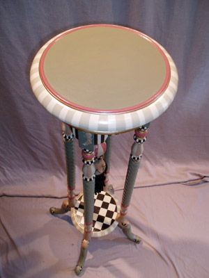 Funky Nightstands 148 best painted end tables, nightstands and side tables images on
