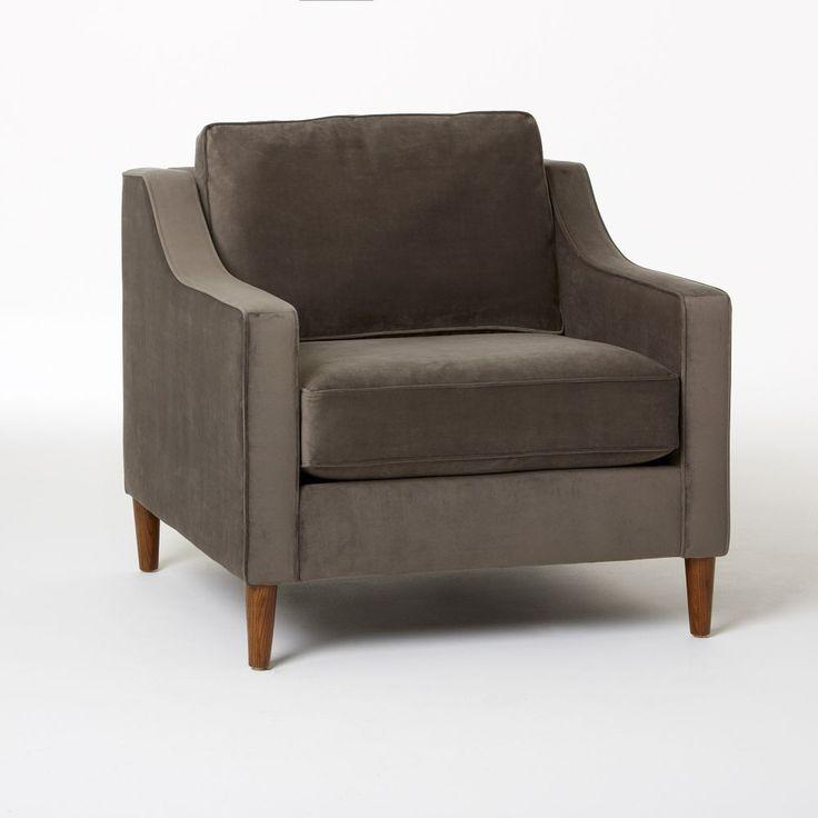 "Bedroom 2 - ""Paige"" armchair"