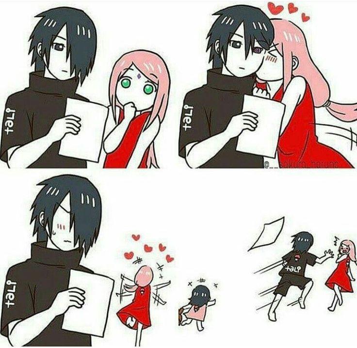 sweet couple sasuke uchiha - photo #15