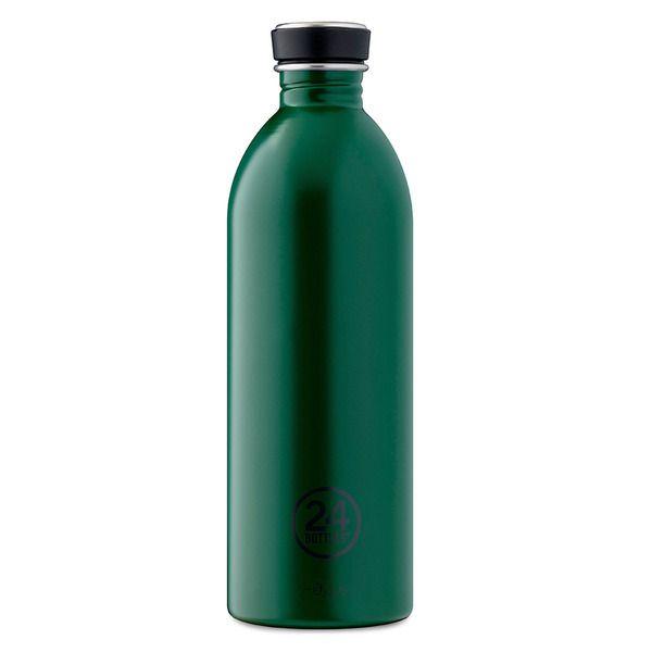 1 Liter Trinkflasche Aus Edelstahl Von 24bottles Versand Durch Gary Mash Gute Alternative Zu Plastikflaschen Plastikflaschen Trinkflasche Und Flaschen