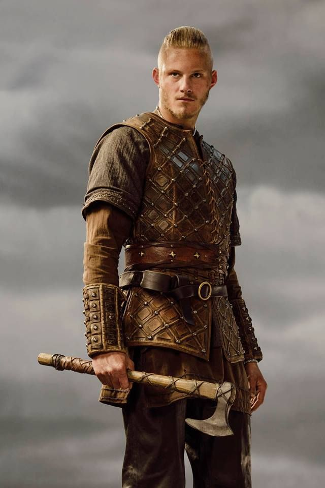 Vikings Season 3 Bjorn L Cast Promotional Pictures -6128
