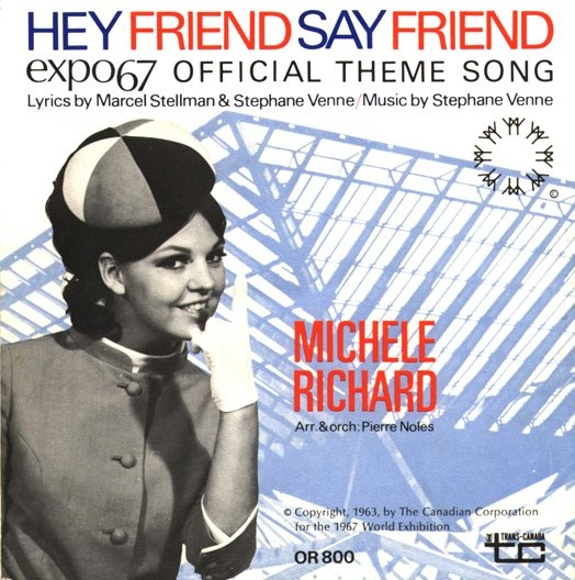 Hey Friend Say Friend