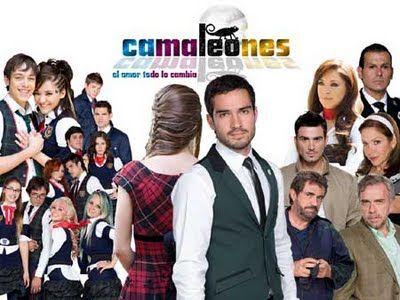 CAMALEÕES.  Telenovela Camaleones é uma telenovela mexicana produzida pela Televisa e exibida pelo Canal de las Estrellas entre 27 de julho de 2009 e 29 de janeiro de 2010, totalizando 135 capítulos.