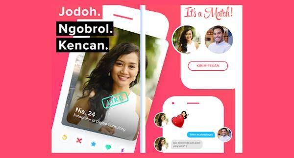 Aplikasi Cari Jodoh Di Android Gratis Untuk Indonesia Aplikasi Android Gratis