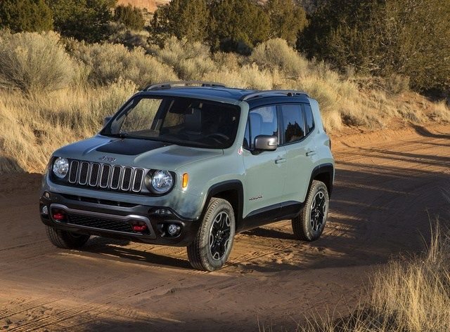 Great 2016 Jeep Renegade Reliability