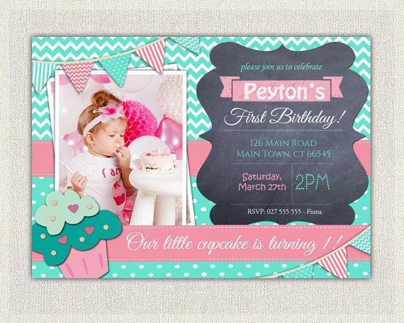 Best 25 Cupcake invitations ideas on Pinterest Cupcake party