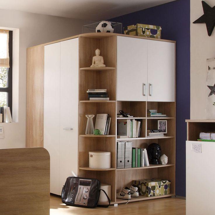 Begehbarer Kleiderschrank Corner Eckschrank Jugendzimmer Eiche Sonoma In Mobel Wohnen Kindermobel Wohnen