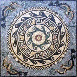 mosaic: Art Tile