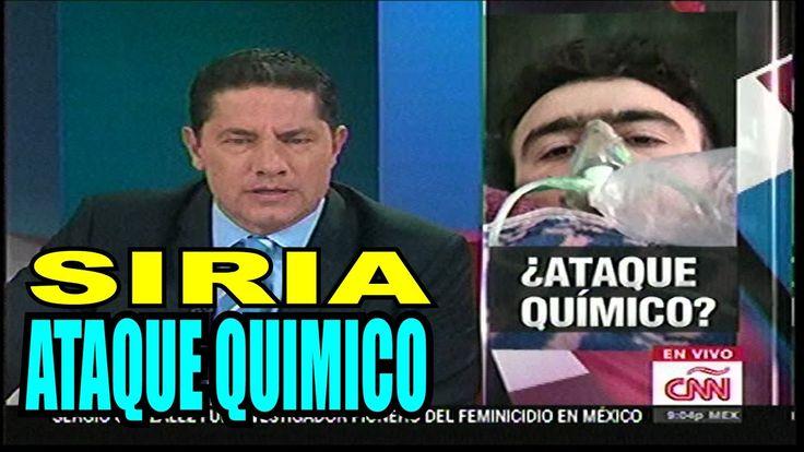 Ultimas noticias SIRIA-EEUU-RUSIA, ATAQUE QUIMICO 05/04/2017