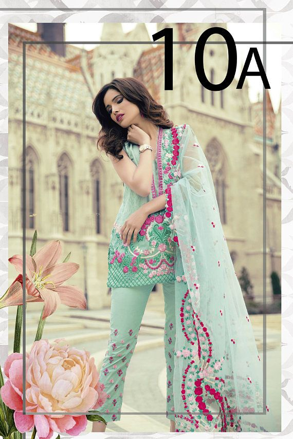 Mina Hasan Eid Collection original shalwar kameez women