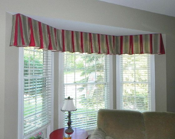 506 best bay bow and corner window treatment artistry for Box bay windows for sale
