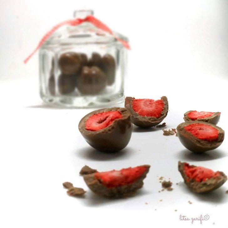 Σοκολάτα φράουλα