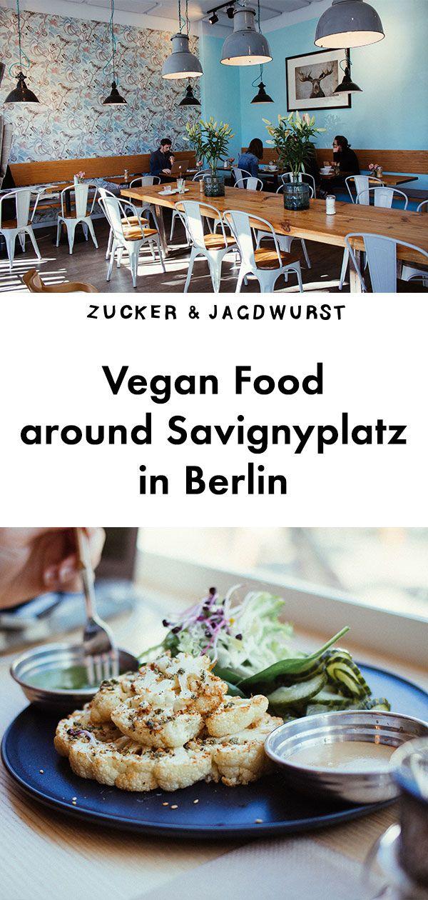 Vegan Food Around Savignyplatz In Berlin Berlin Vegan Rezepte Jagdwurst