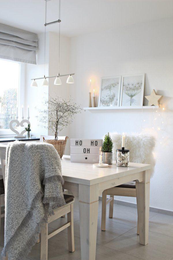 Erfreut Weihnachtsdekoration Für Küchentisch Fotos - Küchen Ideen ...