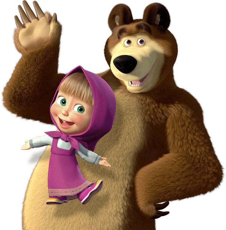 Masha and the Bear - Home  CHECK THIS SITE OUT !!