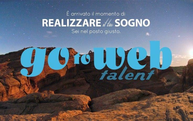 Go To Web Talent ti aspetta! | Vitalba Morelli.it Hai un'idea ma non sai come trasformarla in business? Arriva Gotoweb Talent in tuo aiuto!  Con grande #gioia vi annuncio che mi hanno selezionata come giurato web di #GoToWebTalent per la sezione #SpecialPrize. Esprimerò la mia preferenza tra i progetti che invierete…e che vinca il migliore!  #web #digital #mobile