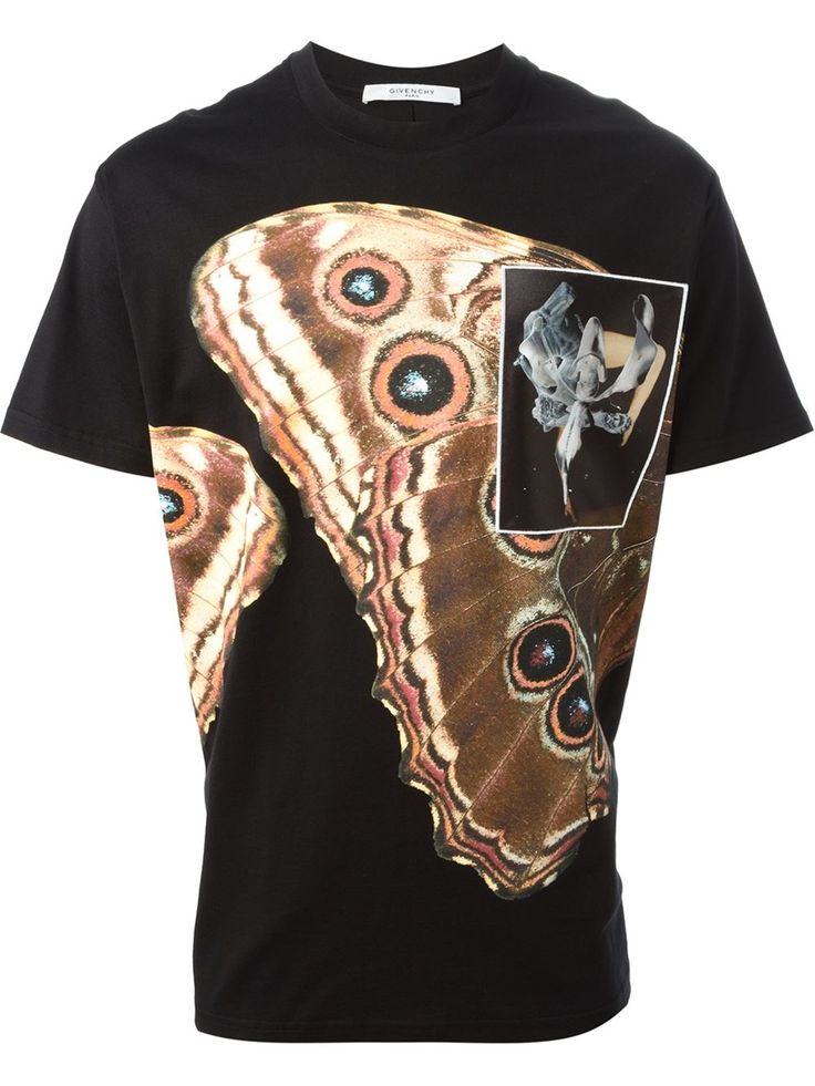 Givenchy Camiseta Com Estampa - Elite - Farfetch.com