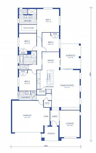 The Allure home design by McCarthy Homes