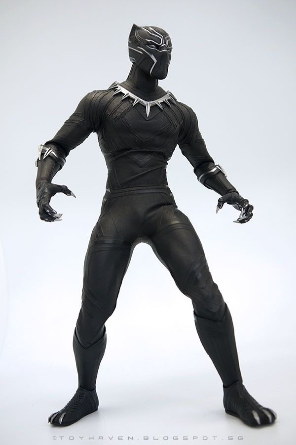 This was from my April 2017 haul (posted earlier on my toy blog HERE ) The Black Panther (T'Challa) is a fictional superhero appearing in ...