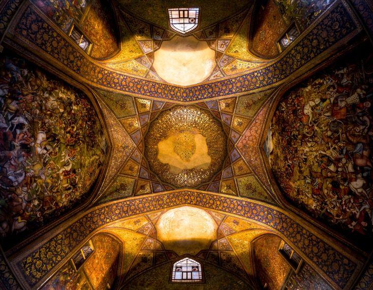 Mohammad Reza Domiri Ganji Chehel, Esfahan