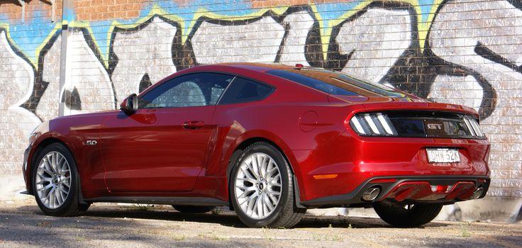 Mustang GT Wall Art
