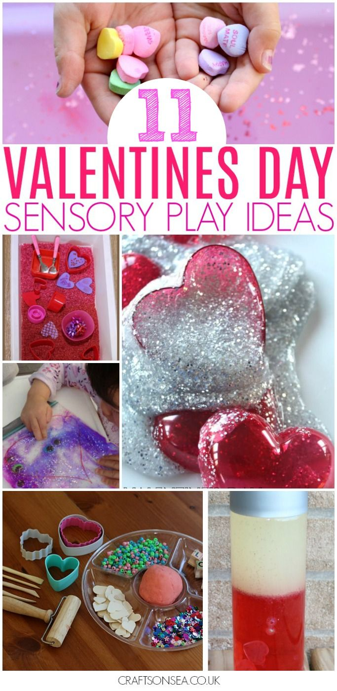 valentines day sensory play ideas #valentinesday #sensoryplay #kidsactivities