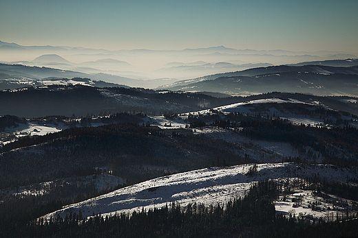 Baraniogórskie panoramy