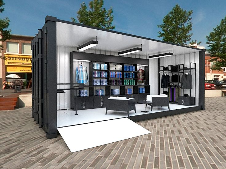 Container Office Design 8 Best Container Shop Images On Pinterest  Shipping Containers .