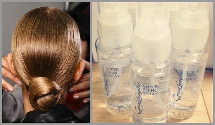 Super shine spray shiny hair Hairstyle Find us on: www.facebook.com/GreatLengthsPoland