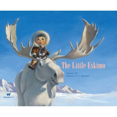The Little Eskimo book : for my girl